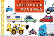 Auto's enzo / Knutseltips en spelideeen rondom auto's en andere voertuigen.