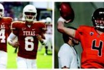 2012 Matchup, The Orange Battle / The University of Texas Longhorns vs. The Oregon State Beavers  / by Valero Alamo Bowl