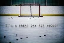 Hockey / by Michelle Esposito