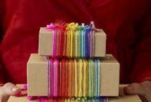 Gift Wrap / by Allison Harvey