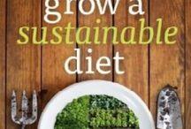 gardening. homesteading. / Organic & sustainable garden and hobby farm ideas.