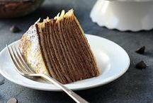 Desserts: Crepe Cakes / by Maggie Rogers