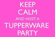 Tupperware & Recipes!