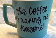 Coffee is Mandatory / by Allison Harvey