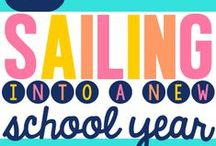 Back to School / by Allison Harvey