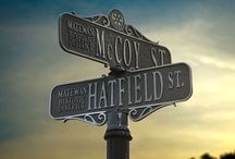 Hatfields & McCoys / by Stacey Miller