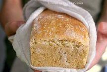 Sustenance - breads / by Holly Massie