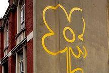 Urban street art / by Rana Komar