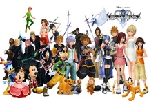 Kingdom Hearts / My all-time video game obsession!!! KINGDOM HEARTS III WAS ANNOUNCED AT E3 EVERYBODY DIED AND CAME BACK TO LIFE TO CRY OVER THE AWESOMENESS!!!!!!!!!! I started adding memes. Didn't think I was going to, but I am. Be happy. / by Katie Ganner