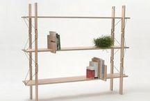 Shelves & storage / Tablettes, étagères, tiroirs, boites