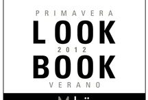 Lookbook Primavera Verano 2012