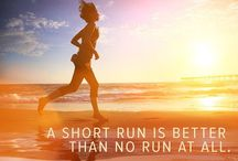 Devoted to Fitness / running, lifting weights, inspiration, quotes, fashion, running shoes / by Bonnie Marie Webb