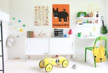 Kids Bedroom & More / by Jewel Bharati