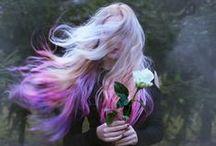 Colorful hair / by Em Dilemma