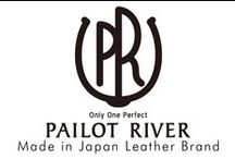 """PAILOT RIVER by Keiichiro Goto /  """"Basic Evolution"""" PAILOT RIVER is a high end brand designed for men with discerning taste. Our Craftsman made products use only the finest materials."""