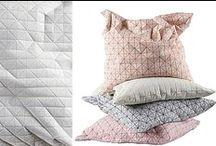 Wool & fabric / Tissus, laines et choses douces