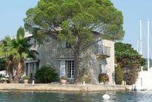 L'Architecture Provençale / Tout le charme de la Provence ds de belles bâtisses...