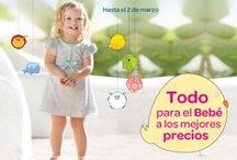 Bebé (28 de enero - 2 de marzo) / Nueva colección de #bebe. Encuentra los mejores precios desde el 28 de enero hasta el 2 de marzo de 2014.
