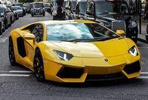 Lamborghini / Italian V10's, and V12's.