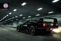 Ferrari / Similarly to Lamborghini, Ferrari has manufactured beautiful super cars.