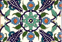 Tiles / Mosaics / by Jennifer Shontz