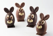CHOCOLAT PAQUES / by Maria Greca