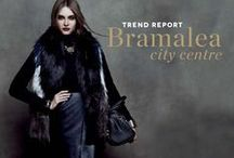 BCC Trend Report / Fabulous Fall / Winter Fashion Available at Bramalea City Centre