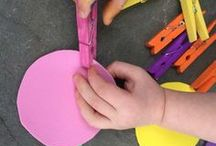 Fine Motor Activities / Fine Motor Activities to help coordination,  lacing cards,  threading