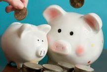 Learn About Money / Activities to teach kids about money, teach your kids responsibility, give them an allowance and show them how to save money and how to shop and save money.