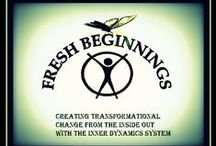Їηηєr ↁyηαɱicʂ ᔕyʂtєɱ / Coralie Raia and David co-founders and directors of Fresh Beginnings Personal Development Co created a model for transformational change from the inside out...the Inner Dynamics System (IDS).