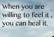 "Ŧєєl  ЇƬ ƬᎧ Ħєal ЇƬ / We continually repeat this message to clients...""feel it to heal it."" Without the ability to work through buried emotions..they eventually surface in a variety of unhealthy ways. At Fresh Beginnings we offer a safe place to access repressed emotions at a pace that is determined by clients...within the safety they feel more empowered and eventually feel what needs to be healing."