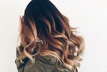 .{ Hair Colors }. / Here you'll find different hair styles, hair colors and hair lengths.