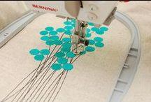 Embroidery / vyšívání embroidery