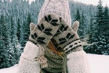 *{ Winter Fashion }*