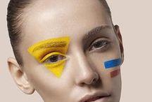 AMALGAM / photo IOAN PILAT• model JOVANA BACO• makeup MANUELA ZAMPICININI• retoucher STEPHANIE WINGER•