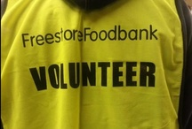 We Love Our Volunteers / Without volunteers, we wouldn't be able to help as many people as we do. We greatly appreciate everything they do.