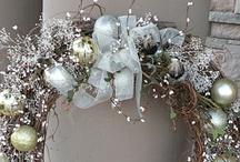 Cztery pory | Zima / #srebro #złoto #silver #gold #christmas #presents