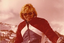 Back in the Day : Simply Piste / A collection of our favourite retro skiwear and photos, from early skiwear to back when neon was all the range on the slopes.