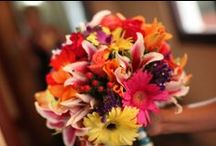 Bouquets / Bright & Colorful... Classic & Chic or Pretty & Romantic... we love bouquets that show the personality of the bride!