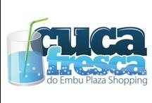 Campanhas Embu Plaza Shopping  / Campanhas desenvolvidas desde 2010 com o Embu Plaza Shopping. A Emporium também desenvolveu toda a sinalização do ambiente.