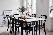 HOME ★ Kitchen & Dining / Kitchen and dining inspiration