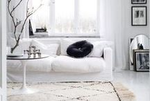 HOME ★ Living rooms / Interior design ideas and inspiration for Living spaces and living rooms