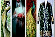 My Fashion Show Designs / Fashion Shows of my collections at Palos Verdes Art Center twice a year - Spring & Fall.