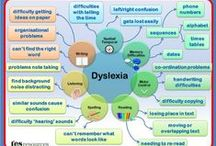 Dyslexia/LD / by Sharon Speth