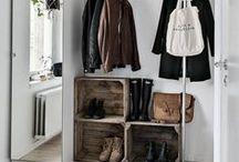 STYLE ★ Capsule wardrobe & dressing rooms / Capsule wardrobe and dressing rooms ideas and inspiration