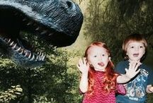 Extreme Dinosaurs Reviews! / Reviews from visitors to Extreme Dinosaurs in Atlanta, GA! #ExtremeDinos / by Dinosaurs Atlanta