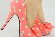 Girly shoes / by Shawna Stevenson