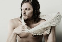 My Addiction / The Walking Dead; starring Norman Reedus and some other people. Lol