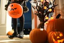 Halloween Family Fun / Fun tips for the whole family to stay safe on Halloween!