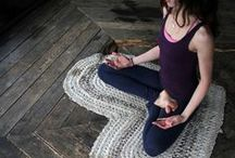 Yoga / Yoga asanas and tips on how to do them better and get more from my practice.